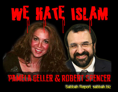 Pamela Geller and Robert Spencer