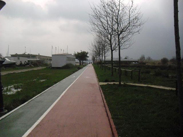 Carril-bici Parayas en Camargo