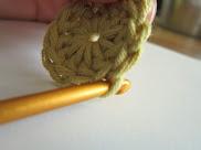 钩针教程:六边形的针织百合(硕士班) - maomao - 我随心动