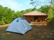 Homestay camping