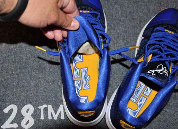 Detailed Look at Recently Released LeBron 9 Low 8220Entourage8221