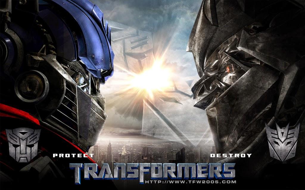 Transformers 1: Robot Đại Chiến 1 - Transformers 1