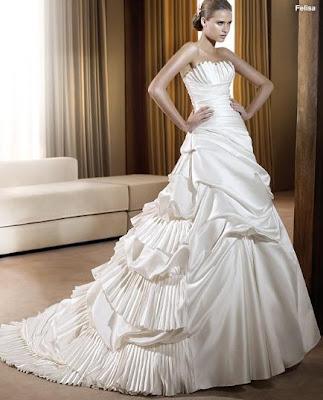 Que Chic Os Vestidos De Noivas Mais Lindos Do Mundo