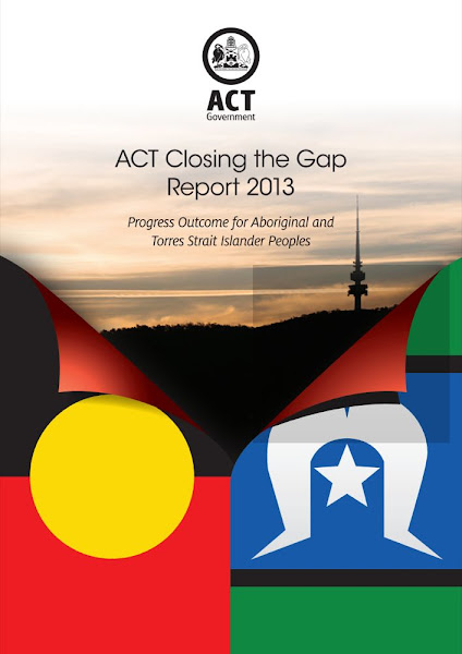 closing the gap report cover