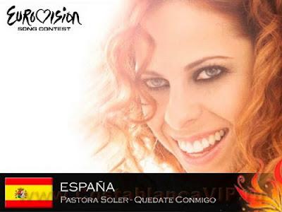 Eurovision, 2012, Baku, Pastora Soler, Евровидение, Quédate conmigo, CostablancaVIP, Баку
