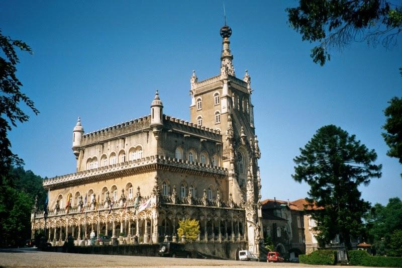 Bucacopark, rondreis Spanje en Portugal