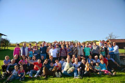 Kostanjev piknik 2014 v Moravskih Toplicah