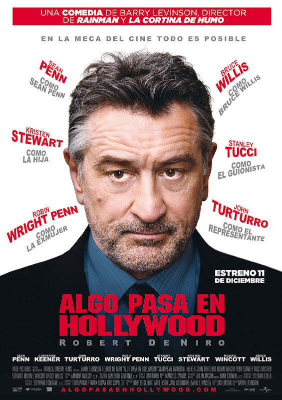 Algo pasa en Hollywood (Barry Levinson, 2.008)