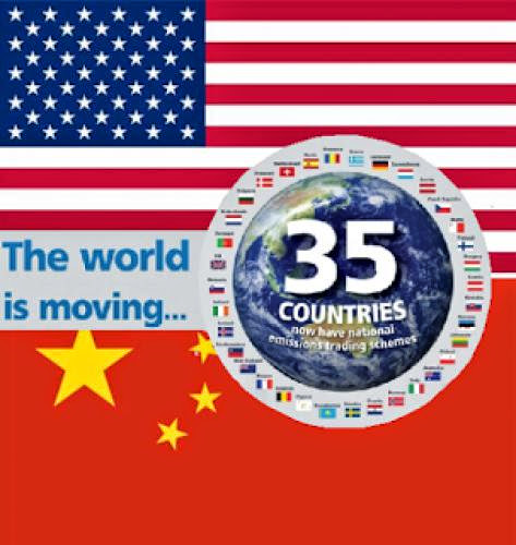 Report On Climate Change Efforts In The Us And China