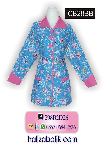 grosir batik pekalongan, Seragam Batik Kantor, Baju Batik Wanita, Busana Batik