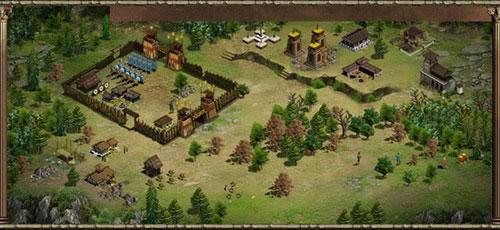 Hệ thống chiến đấu và yếu tố chiến thuật trong Đế Chế 2 3