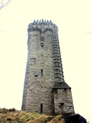William Wallace Monument in Scotland
