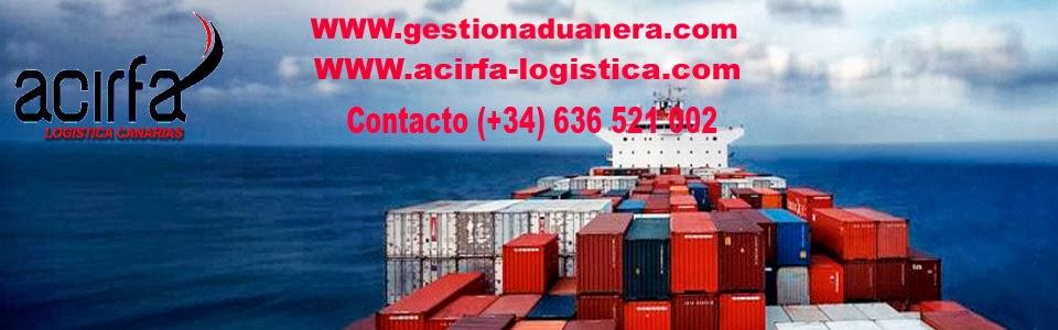 empresas transporte y logistica canarias