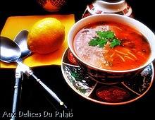 Chorba, la soupe algérienne