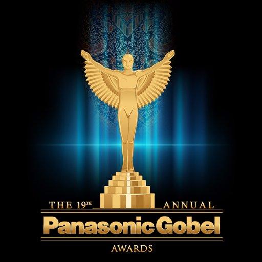 Logo 19th Panasonic Gobel Awards (PGA) 2016 [image by @PGAwards]