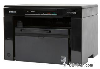 download Canon imageCLASS MF3010 Laser printer's driver
