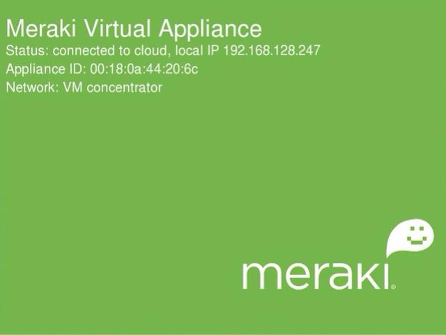 Wireless and Wired Infrastructure - BLOG: Cisco Meraki VPN