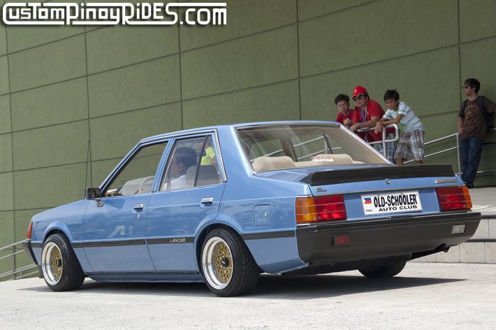 Mitsubishi Lancer Boxtype by KarLab Custom Pinoy Rides pic1