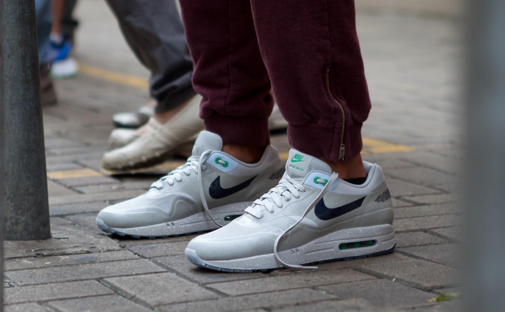 #從鞋底可以看到腳底?: Nike Air Max 1 CLOT再續中華武功文化! 5