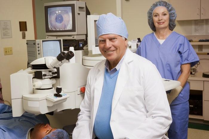 ooglaserbehandeling