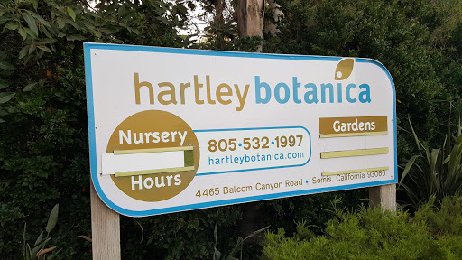 Plant Nursery «Hartley Botanica», reviews and photos, 4465 Balcom Canyon Rd, Somis, CA 93066, USA