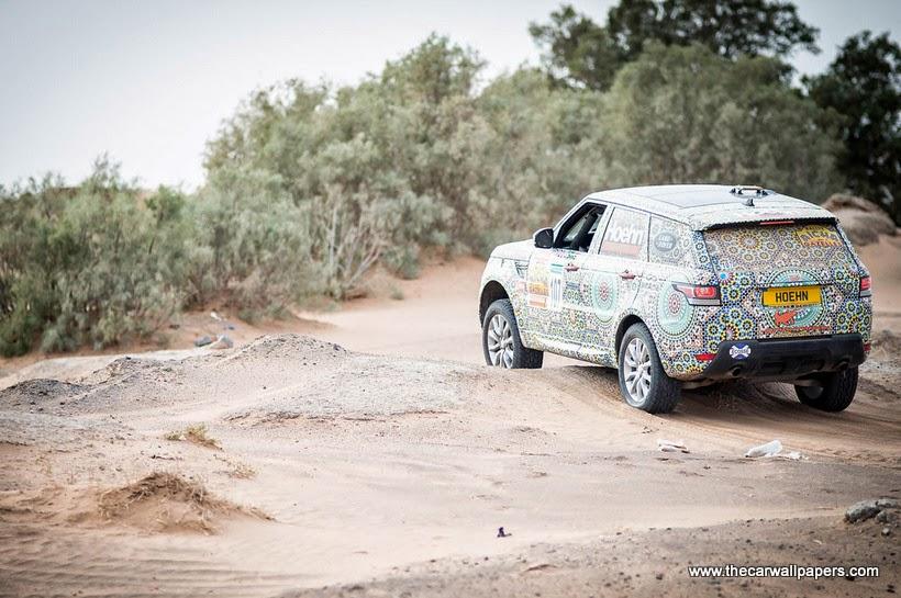Rallye Aicha des Gazelles 2014