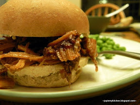 Crockpot BBQ Pork Sandwiches {new}