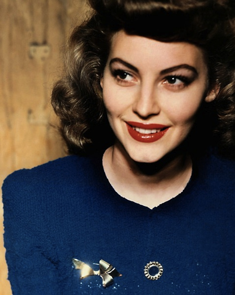 Red Lipstick, Ava Gardner and my pursuit