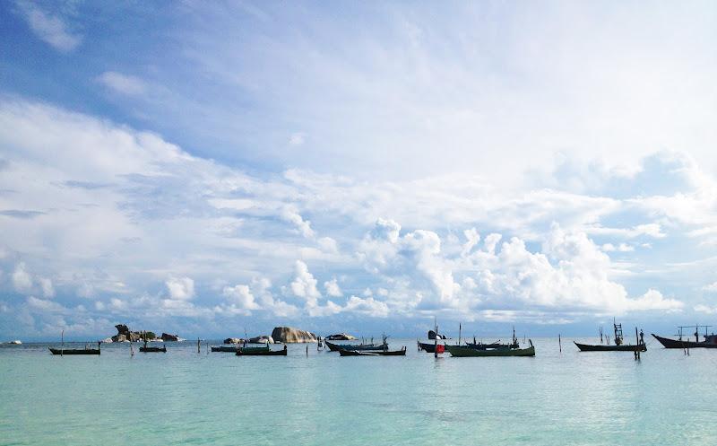 Tanjung Kelayang Beach, Belitung