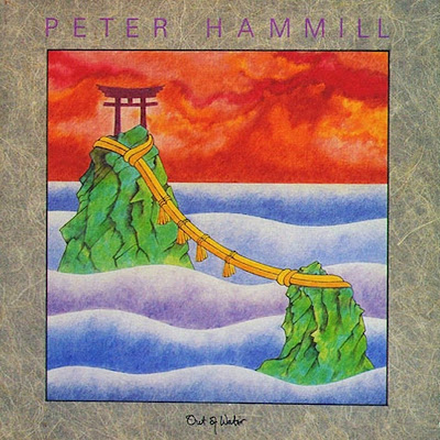 Peter Hammill ~ 1990 ~ Out Of Water
