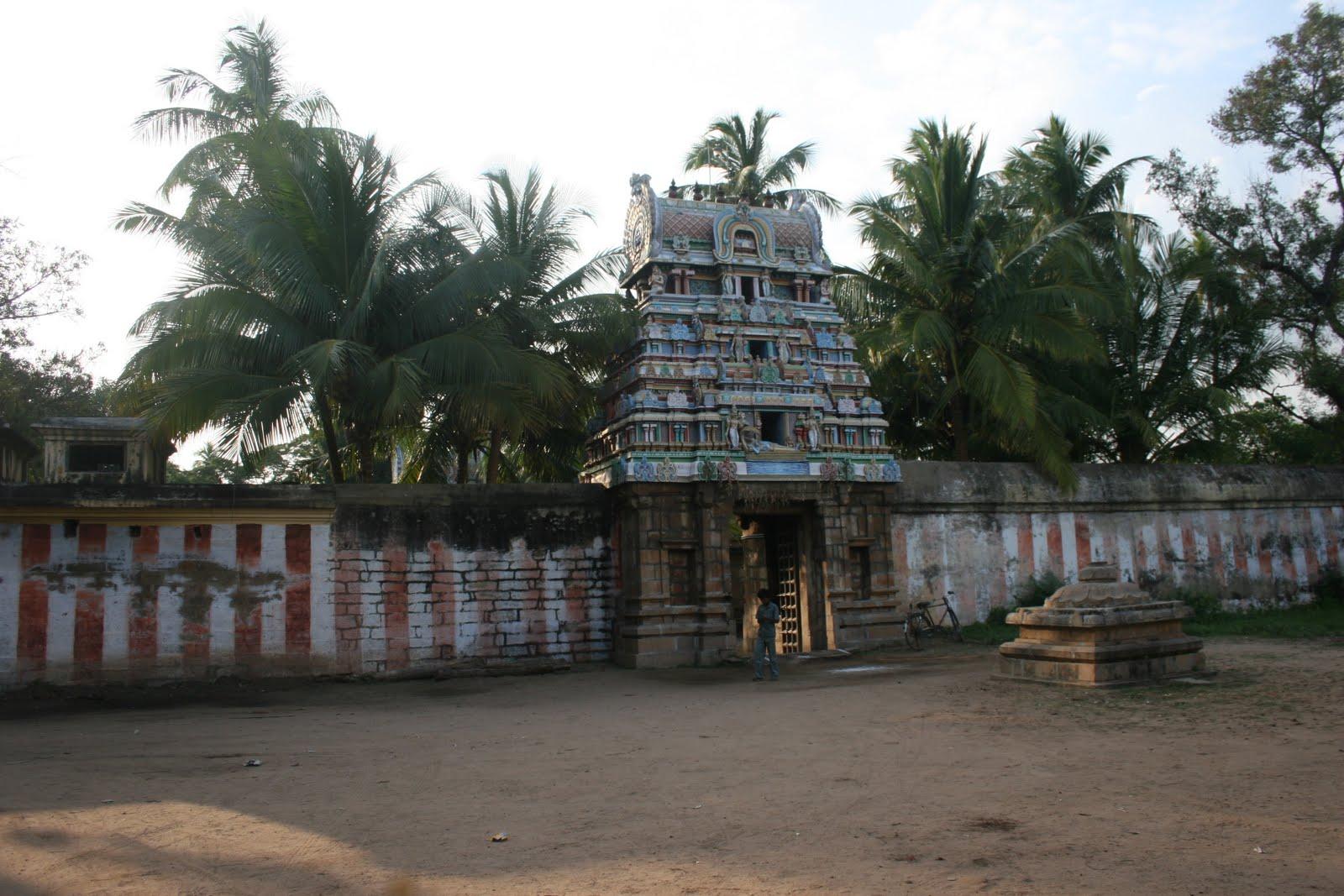 Sri Vadivazhagiya Nambi Perumal or Sundararaja Perumal Temple (Thiru Anbil), Trichy - Divya Desam 05