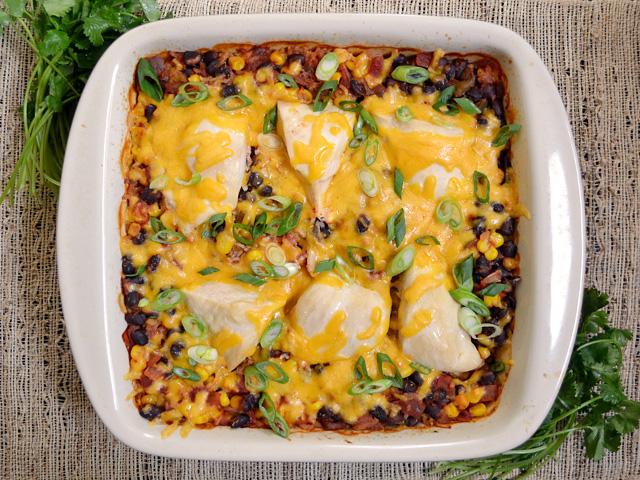 Free easy chicken casserole recipes