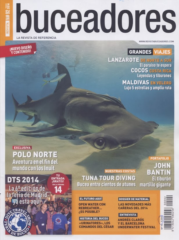 La revista Buceadores se hace eco de la Economía del Bien Común