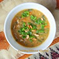 Bisibele Bhath (aromatic dal-rice-medley)