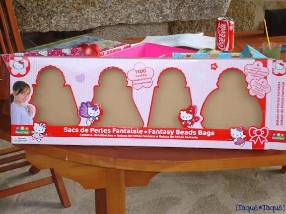Kit de abalorios de Hello Kitty para niñas de 6 o más años de Toys R Us
