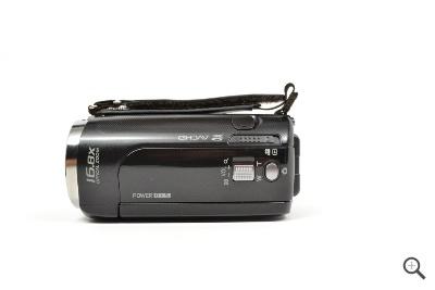 Panasonic HDC-TM40 Top
