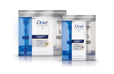 Casa Rex cria embalagem Global para Dove