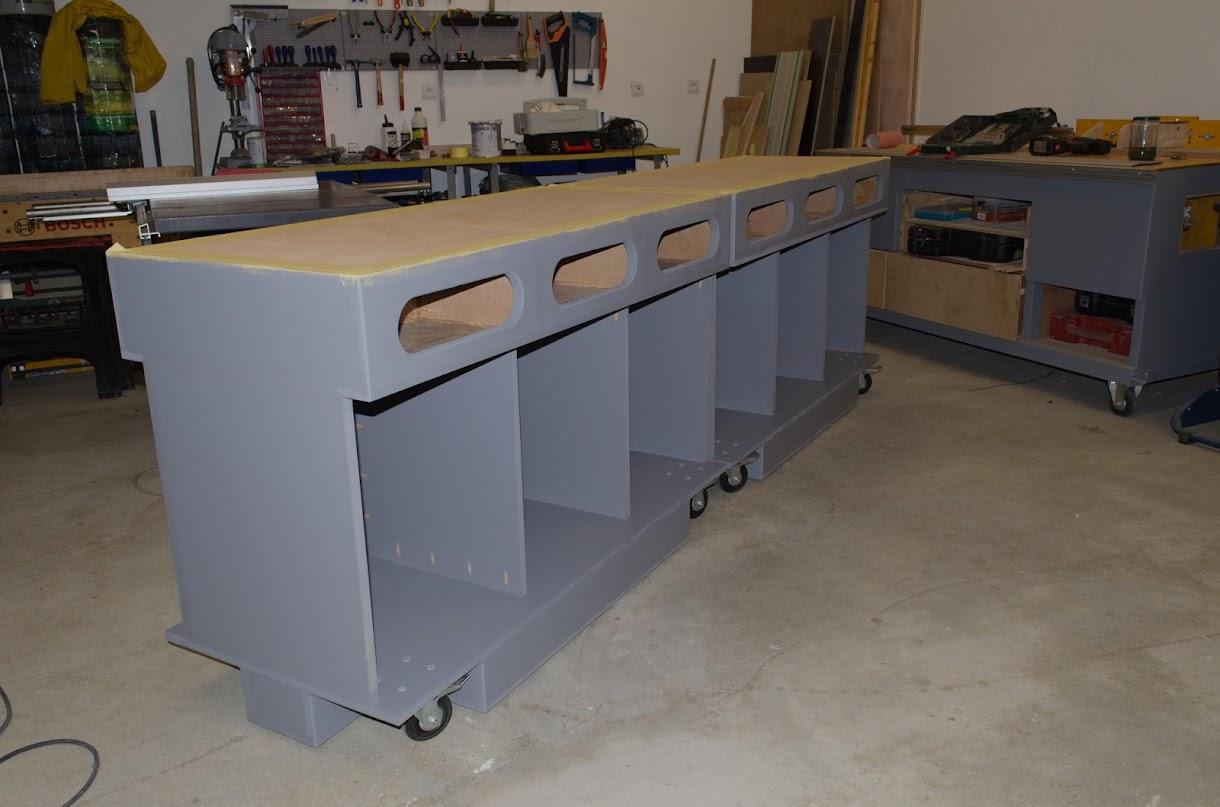 Table d'assemblage + porte systainer DIY [Terminé] - Page 4 _DSC2217