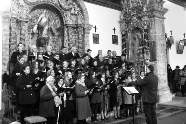 Tarde de Arte Sacra - Paróquia de Penajóia