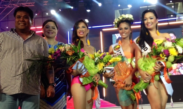 Miss Pasalamat 2013 winners