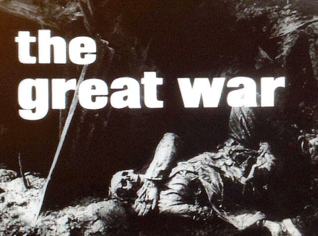 Why the BBC series 'The Great War' (1964) has not withstood
