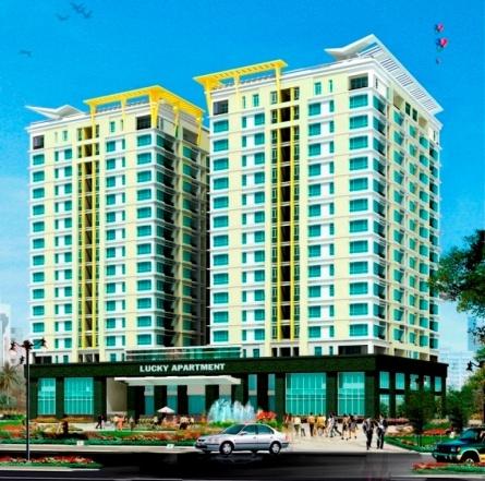 Căn hộ Lucky - Lucky Apartment - căn hộ quận tân phú - LH 0902 994 689