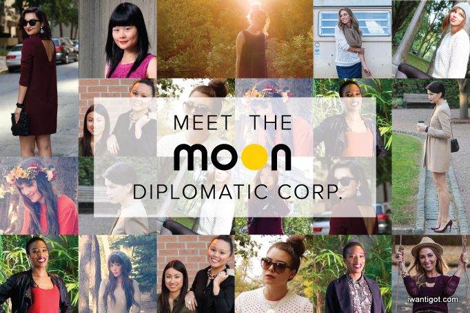 The Moon Apparel Blogger Ambassadors
