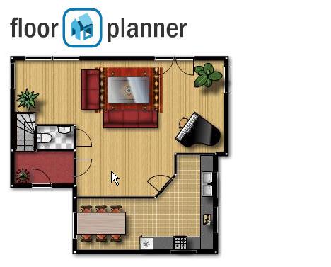 Crear planos en línea, gratis y fácil con Floorplanner