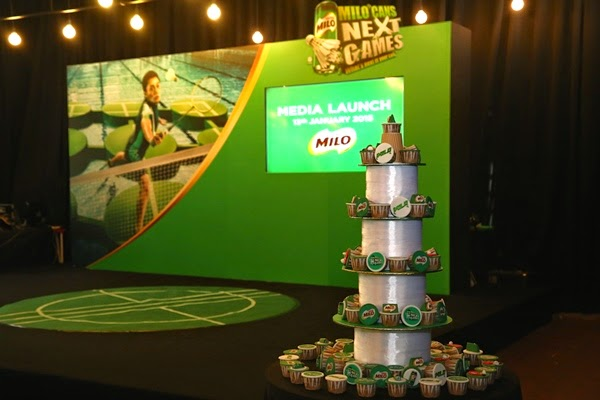 cup cake Milo Cans Next Games