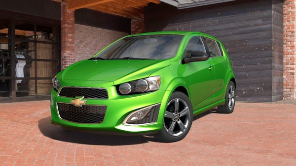 2014 Chevrolet Sonic 2