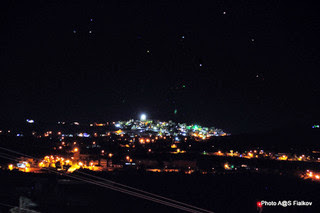 Цфат. Ночная экскурсия Цфат, Амука и могилы каббалистов. Гид в Израиле Светлана Фиалкова.