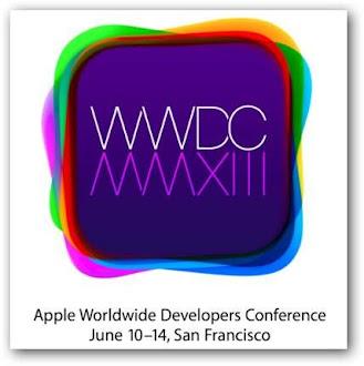 Tanto iOS 7 como el próximo OS X serán presentados en el WWDC