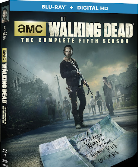 The Walking Dead – Temporada 5 [4xBD25]