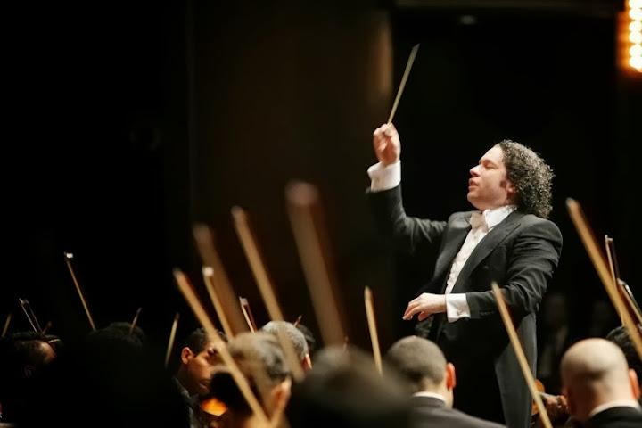 Esta es la segunda presentación de la Sinfónica Simón Bolívar de Venezuela y del maestro Dudamel en la edición 93 del festival